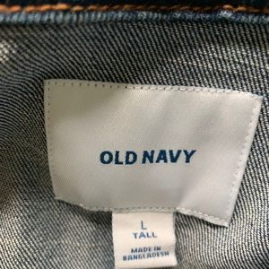 Women's Old Navy Jean Jacket NWT